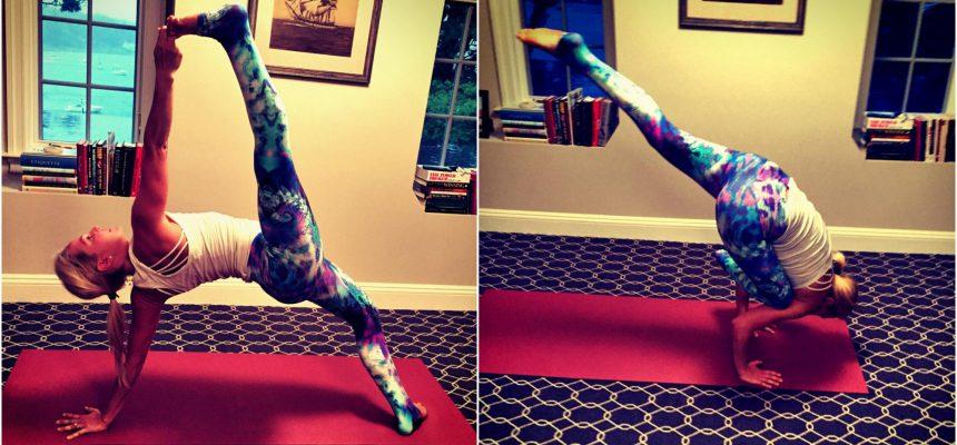 My Cheribela Yoga Pants…