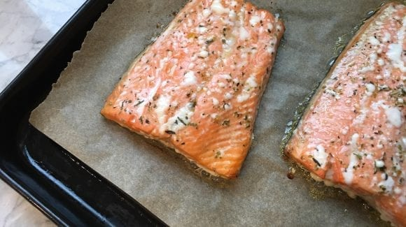 15-Minute Easy Salmon